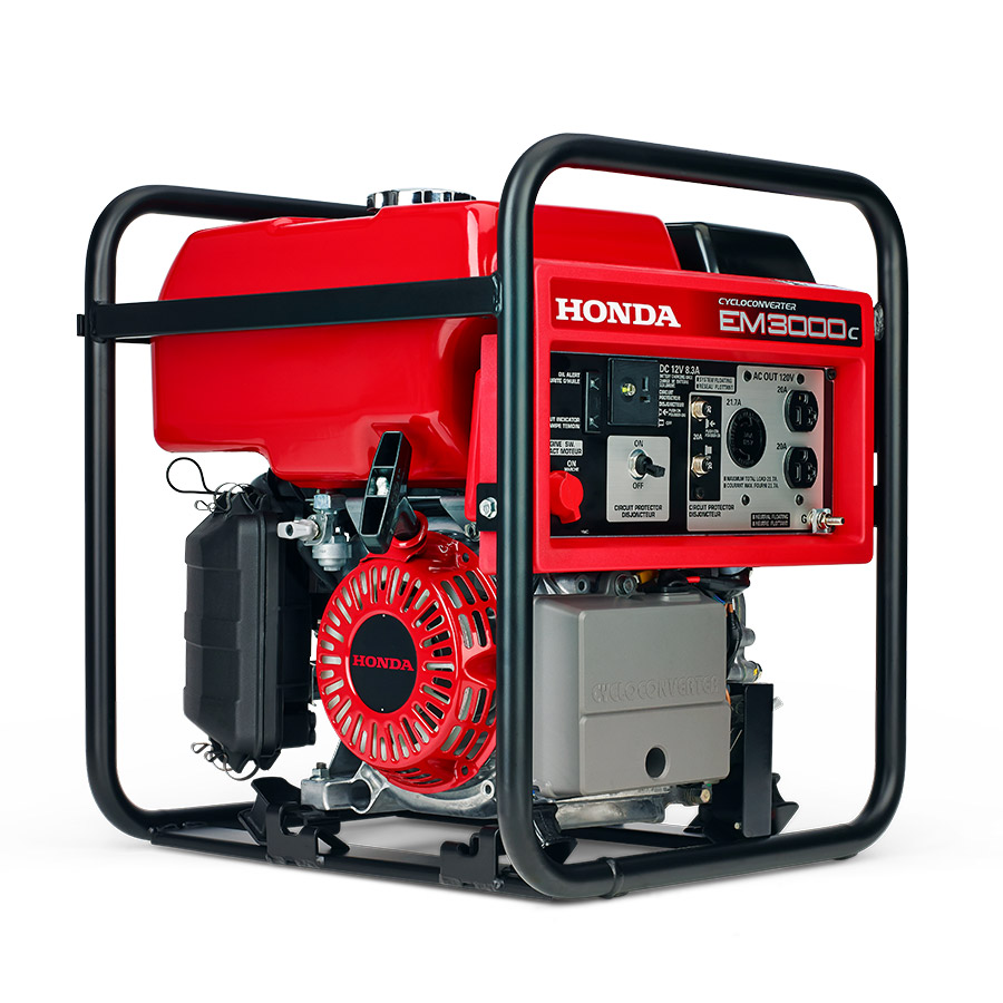 Génératrice cycloconvertisseur 3000 EM3000S3C - Honda
