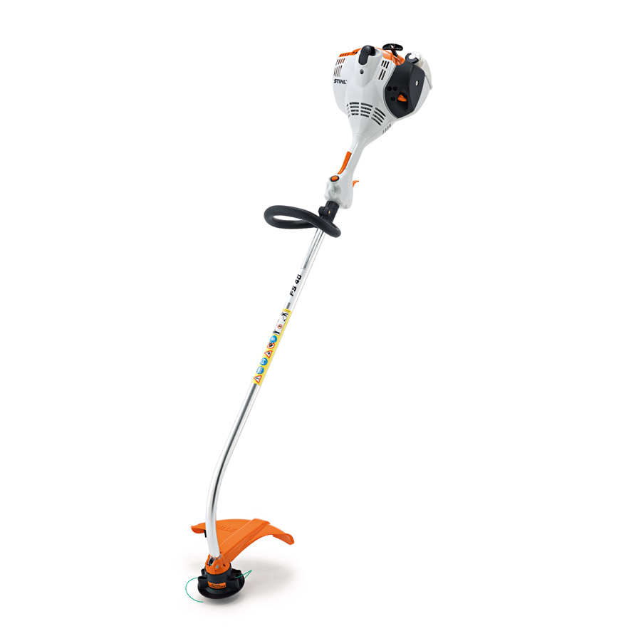 Coupe-herbe à essence - Stihl FS 40 - Location Amos Lou-Tec