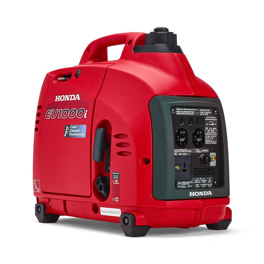 Génératrice ultra-silencieuse EU1000ITC - Honda