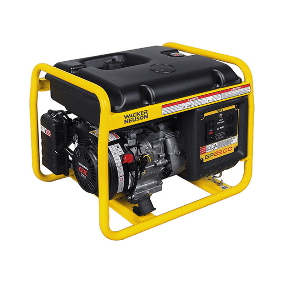 Génératrice portable GP2500 - Wacker Neuson