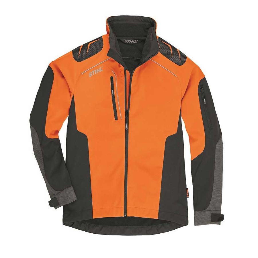 Manteau Advance X-Shell orange - Stihl