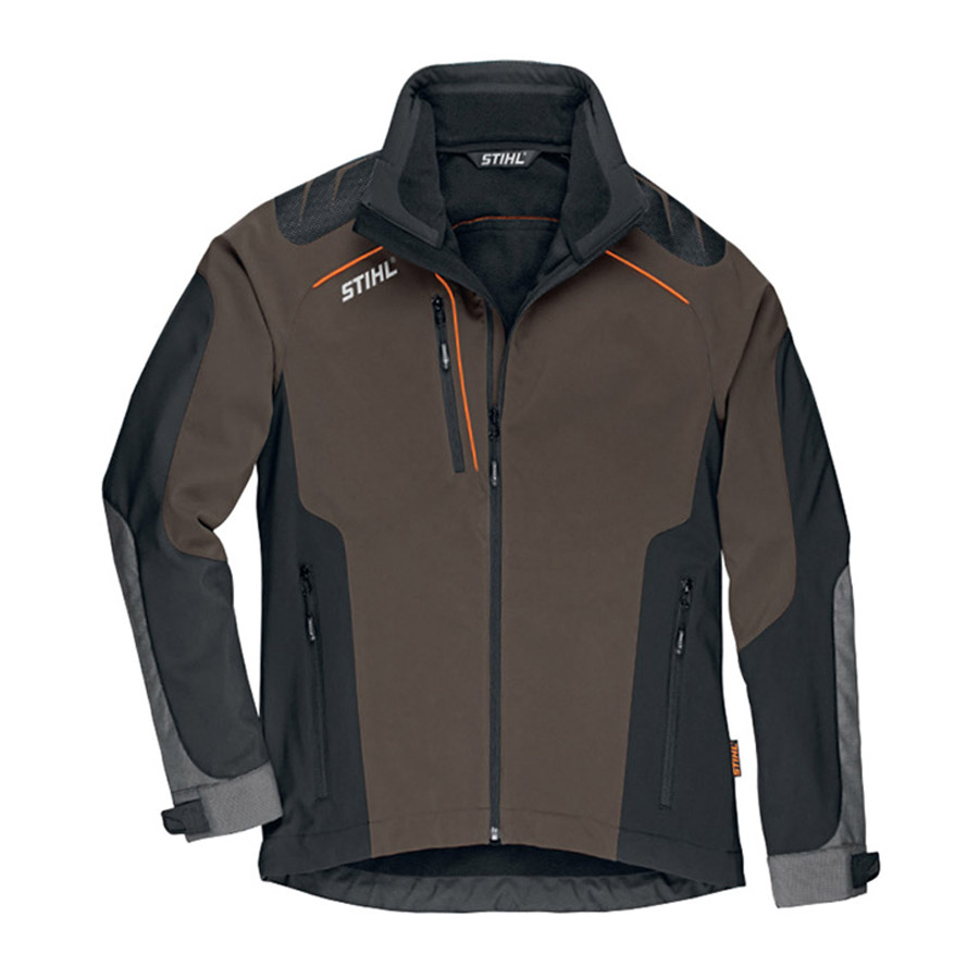 Manteau Advance X-Shell tourbe - Stihl