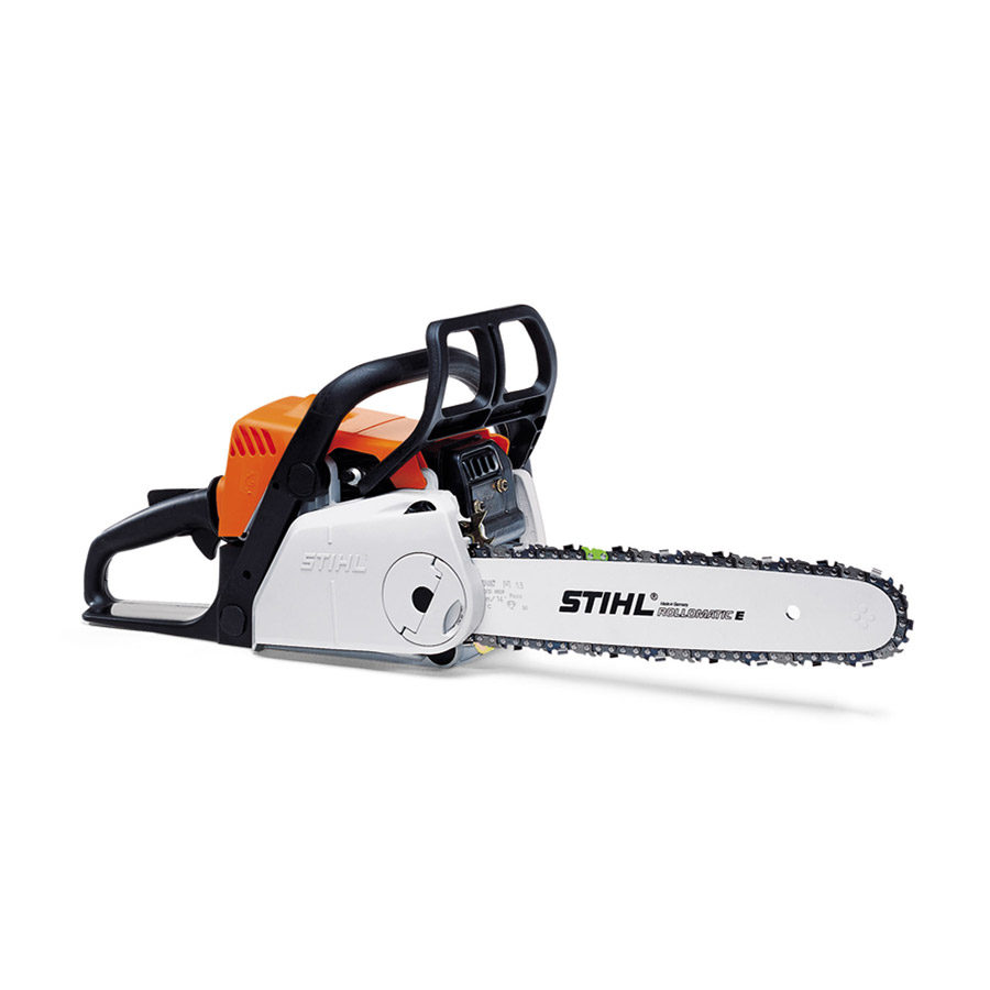 Scie à chaine à essence - Stihl - MS-180 C-BE - Location Amos Lou-Tec