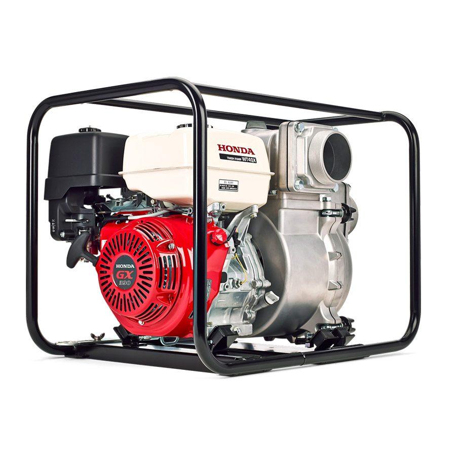 Pompe de chantier pour eaux chargées WT40XK3C - Honda